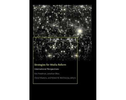 Strategies for Media Reform : International Perspectives (Paperback) - image 1 of 1