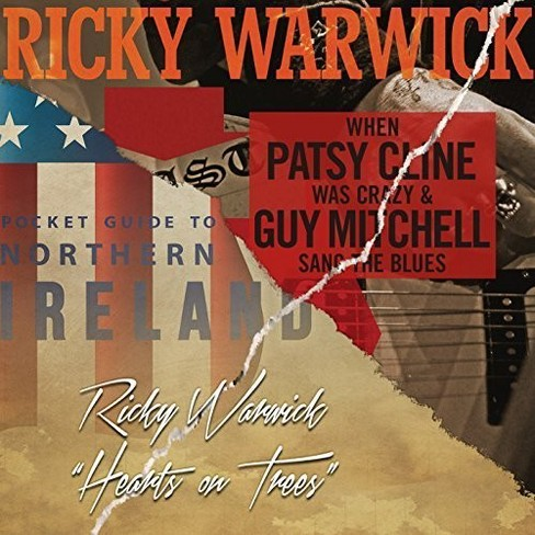Ricky warwick - When patsy cline was crazy (And guy m (CD) - image 1 of 1