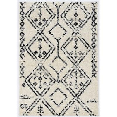 Moroccan Shag Rug Fes - Linon