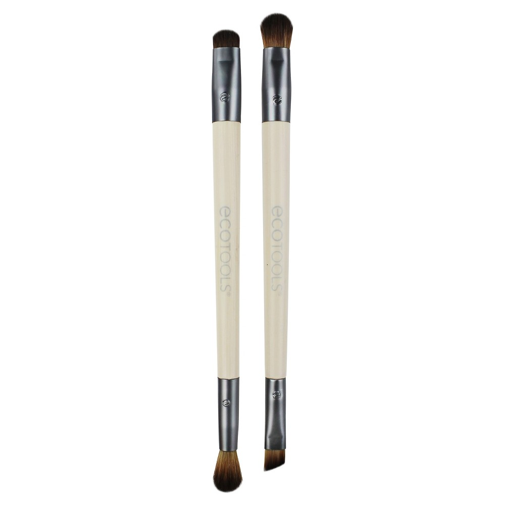 Image of EcoTools Eye Enhancing Duo Brush Set