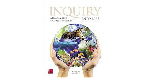 Inquiry into Life (Hardcover) (Sylvia S. Mader) - image 1 of 1