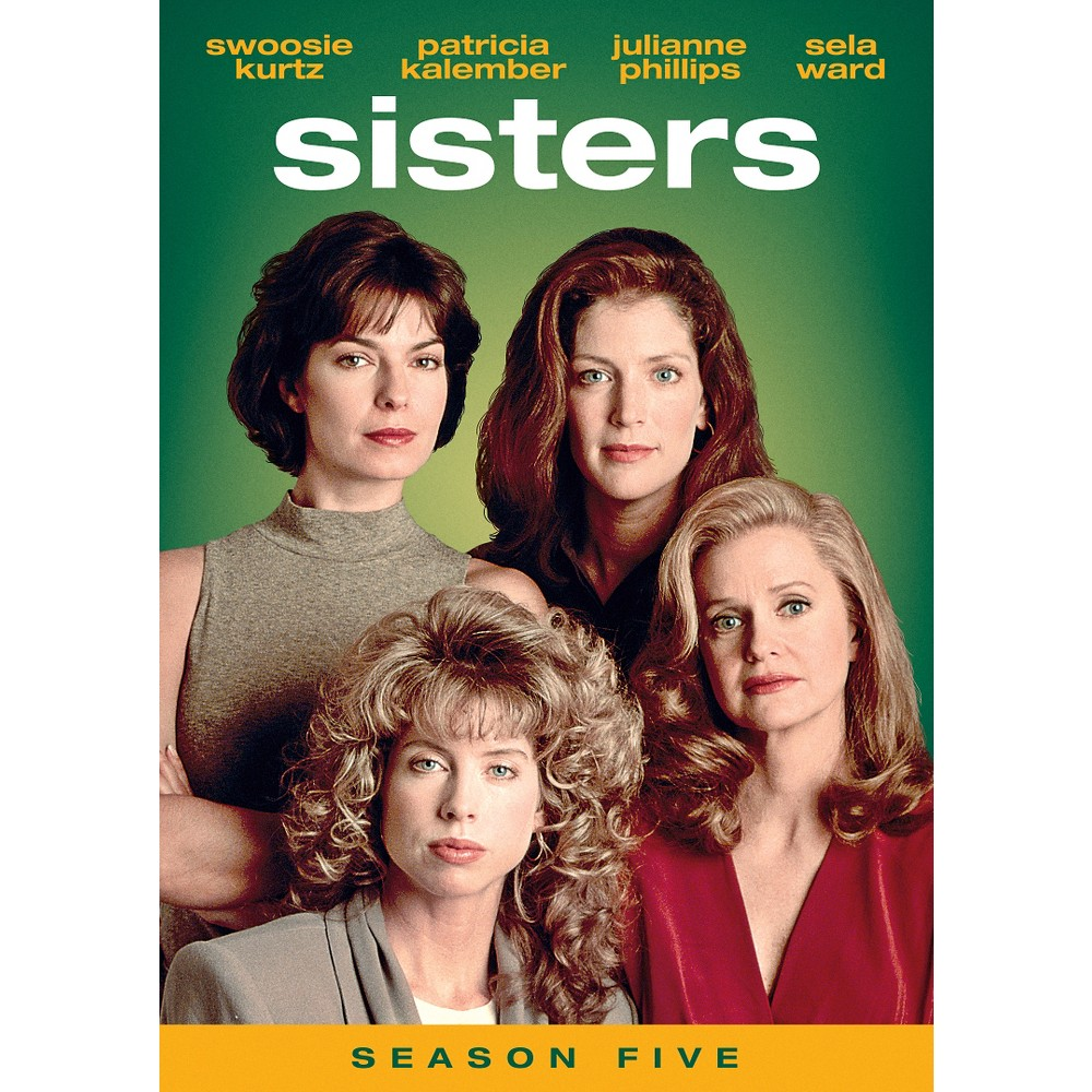 Sisters:Season Five (Dvd)