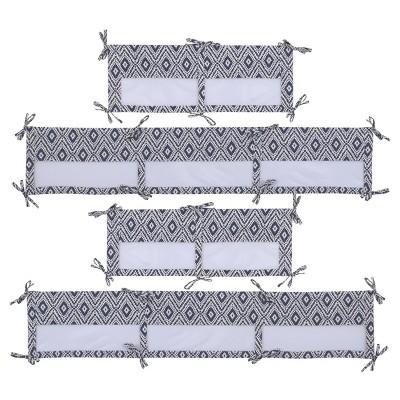 NoJo® Secure-Me Crib Liner - Teepee