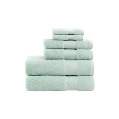 Bath Towels Sets Seafoam