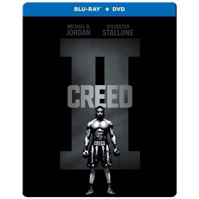 Creed II (SteelBook) (Blu-ray + DVD)