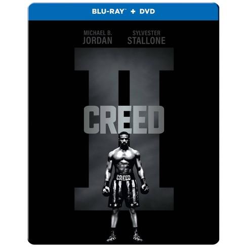 Creed II (SteelBook) (Blu-ray + DVD) - image 1 of 1