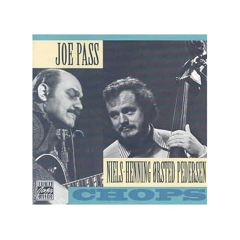 Joe Pass &  N Henning - Chops (CD) - image 1 of 1