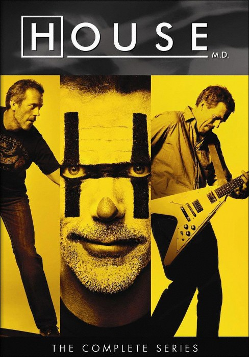 House:Complete Series (DVD) - image 1 of 1