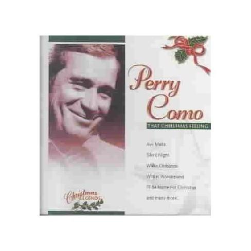 Perry Como Christmas.Perry Como Christmas Legends Cd