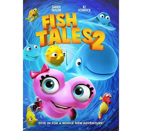 Fish Tales 2 (DVD) - image 1 of 1