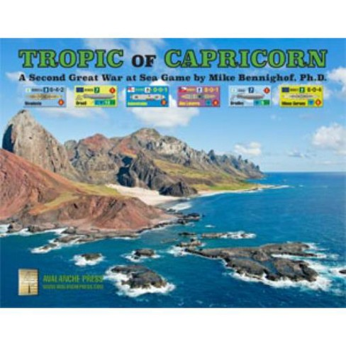 Tropic of Capricorn Board Game - image 1 of 2