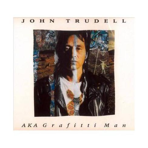 John Trudell - Aka Grafitti Man (CD) - image 1 of 1