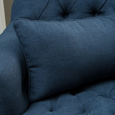 Anastasia Tufted Chair - Christopher Knight Home : Target