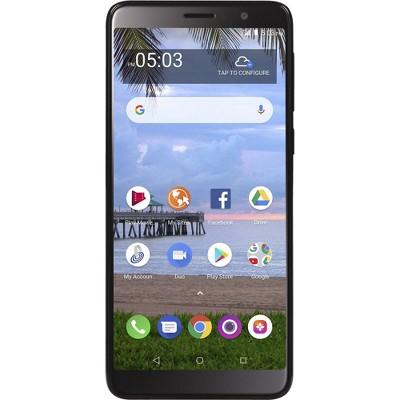 Net10 Prepaid Smartphone TCL A1X 4G CDMA (16GB) – Black