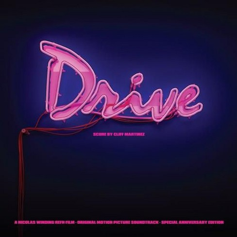 Cliff Martinez - Drive (Ost) (Vinyl) - image 1 of 1