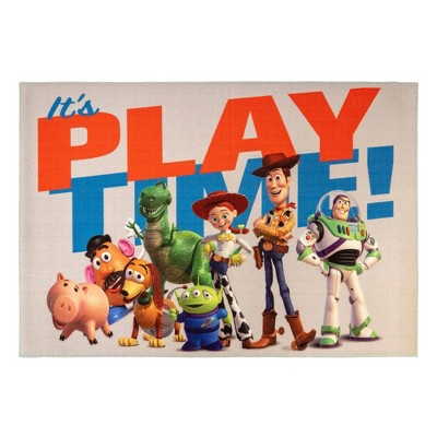 "54""x78"" Toy Story Playtime Area Rug"