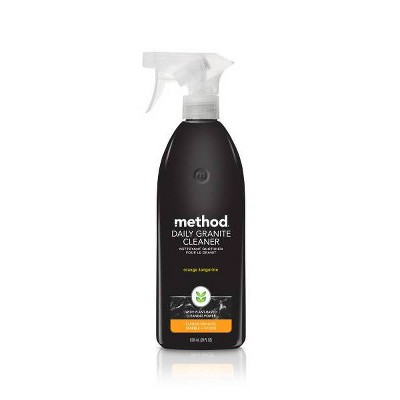 Method Cleaning Products Daily Granite Mandarin Orange Spray Bottle 28 fl oz