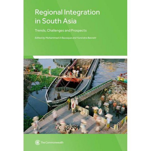 Regional Integration in South Asia - (Hardcover) - image 1 of 1