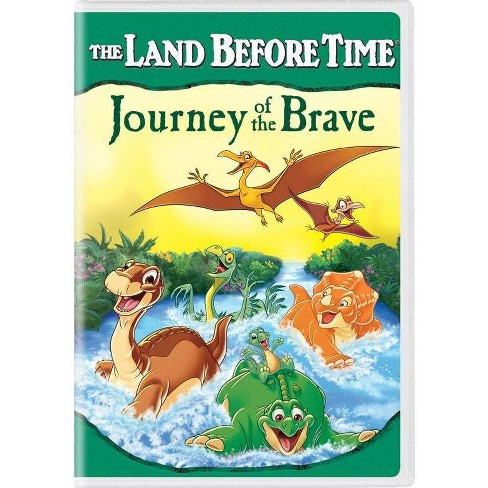 The Land Before Time: Journey of the Brave (DVD) - image 1 of 1
