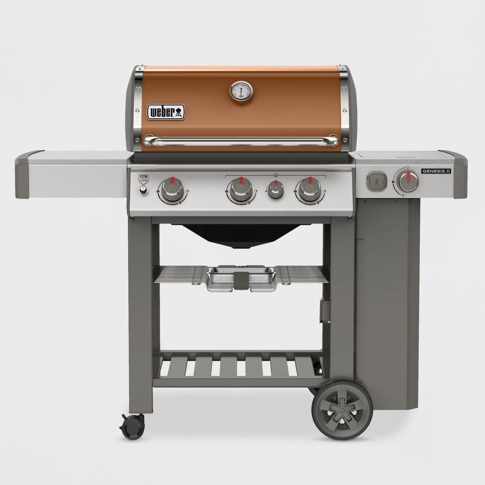 Weber Genesis II E-330 LP 61022001 – Copper (Brown) 54005157
