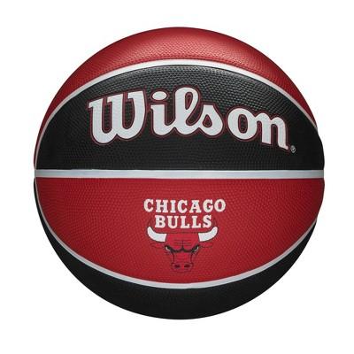 NBA Chicago Bulls Tribute Full Size Basketball