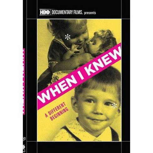 When I Knew (DVD) - image 1 of 1