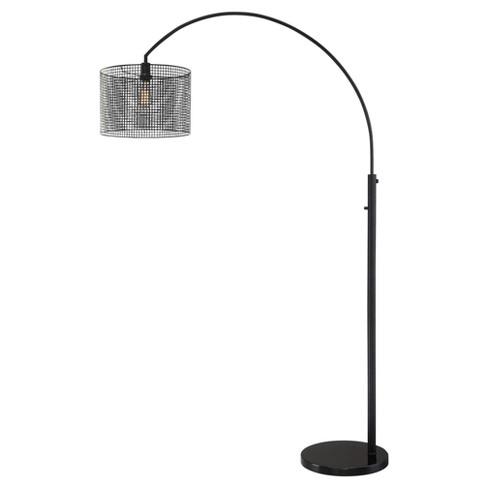 Hamilton Arch Lamp Black (Includes Energy Efficient Light Bulb) - Lite Source - image 1 of 2
