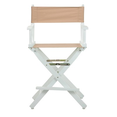 Counter Height Director's Chair - Tan - Casual Home