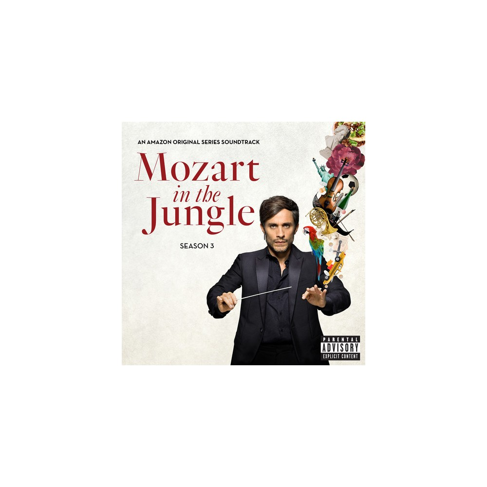 Various - Mozart In The Jungle:Season 3 (Ost) (CD)