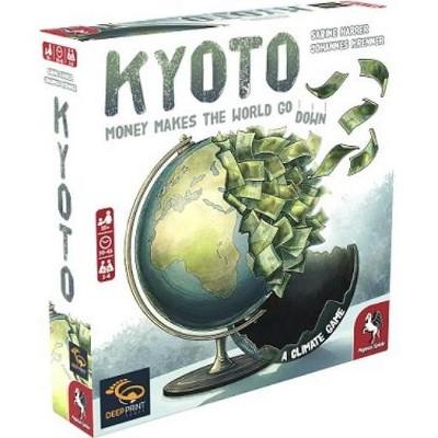 Kyoto Board Game