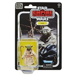 Star Wars The Black Series Yoda Toy Action Figure
