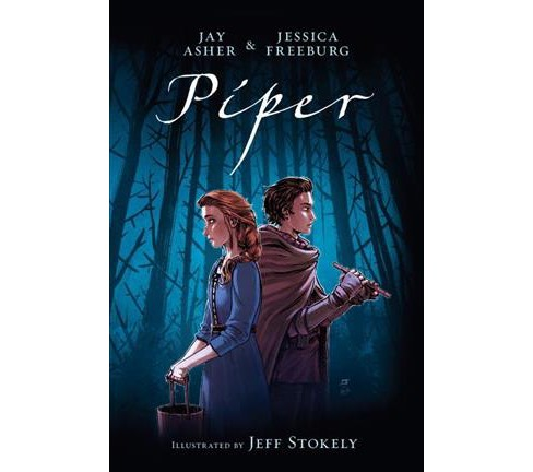 Piper -  by Jay Asher & Jessica Freeburg (Paperback) - image 1 of 1