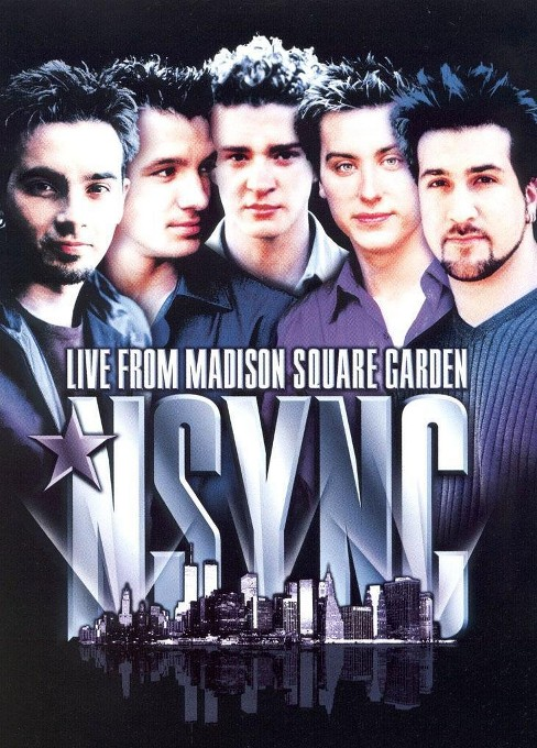 Live at madison square garden (DVD) - image 1 of 1
