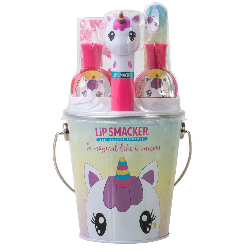 Image of Lip Smackers Color Me Collection Unicorn 5ct, Multi-Colored