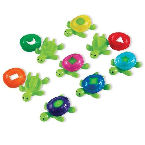 Learning Resources Shape Shell Turtles - image 1 of 4