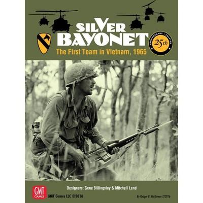 Silver Bayonet (25th Anniversary Edition) Board Game