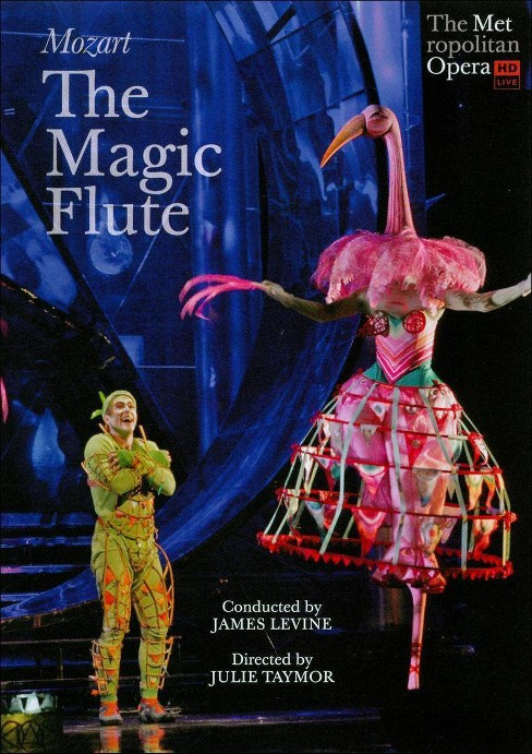 Mozart:Magic flute (Metropolitan oper (DVD) - image 1 of 1