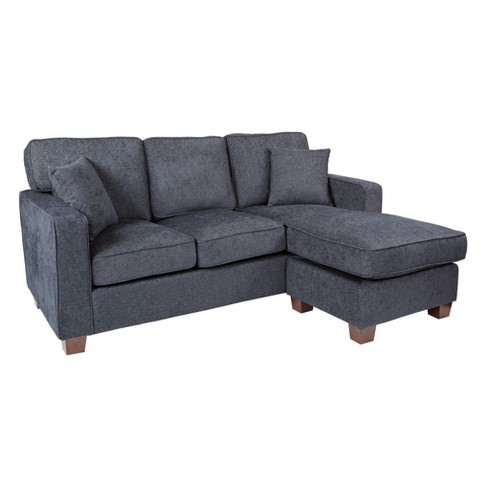 Russell Sectional with 2 Pillows - Ave Six - image 1 of 4