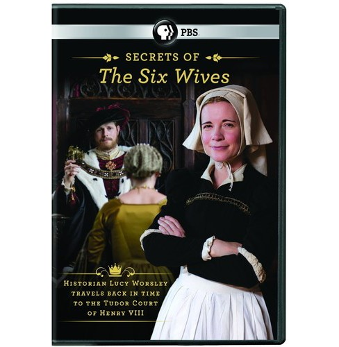Secrets Of The Six Wives (DVD) - image 1 of 1