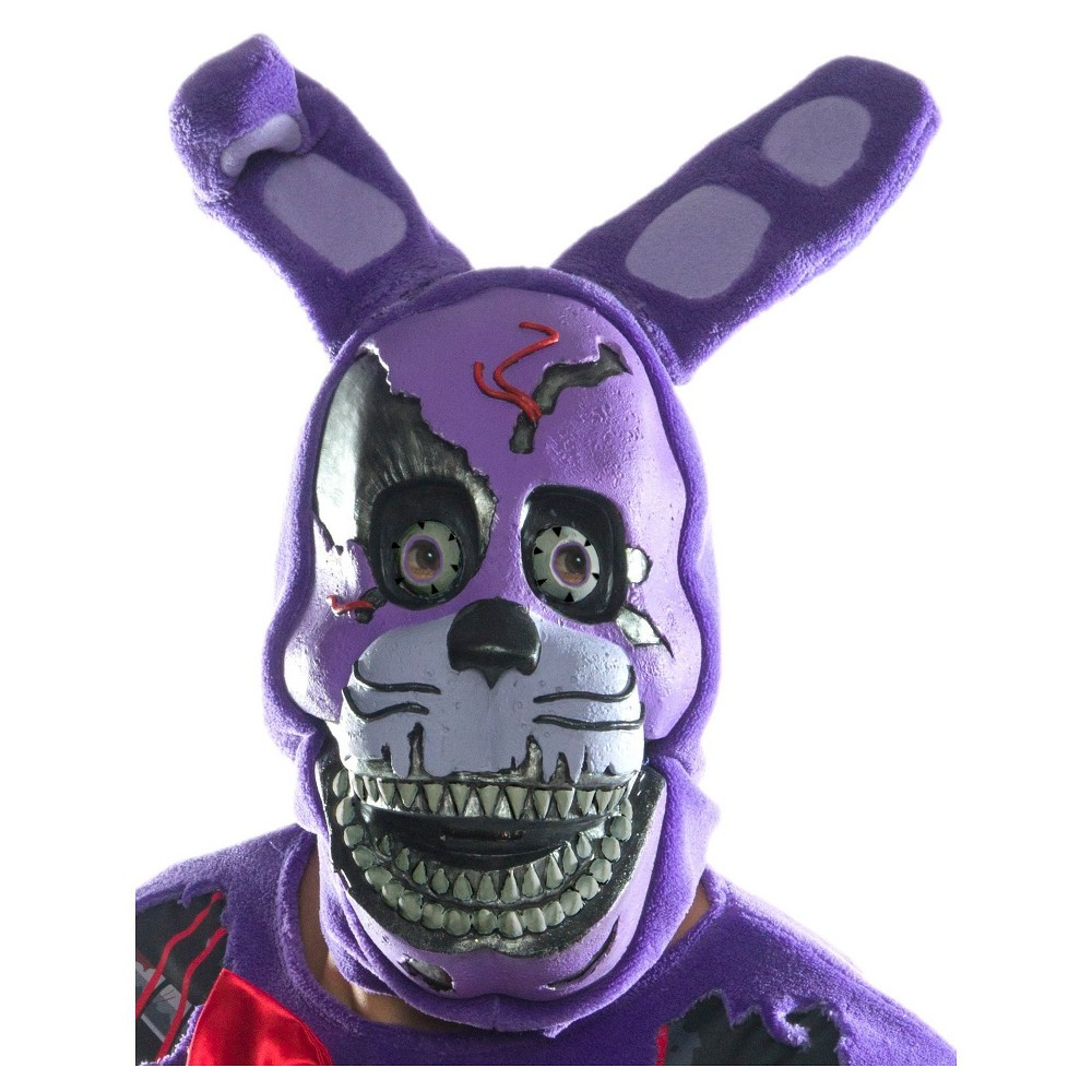 Image of Adult Five Nights at Freddy's Nightmare Bonnie Mask, Men's