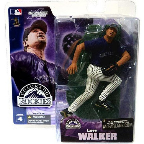 McFarlane Toys MLB Colorado Rockies Sports Picks Series 4 Larry Walker Action Figure [Purple Jersey] - image 1 of 1