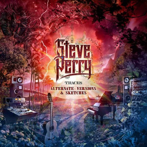 Perry Steve - Traces Alternate Versions & Sketches (CD) - image 1 of 1