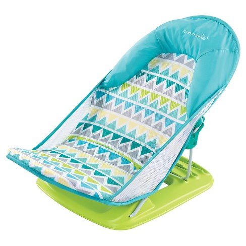 Summer Infant 174 Deluxe Baby Bather Blue Target