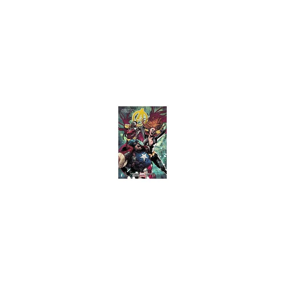 Avengers 2 (Hardcover) (Jonathan Hickman)
