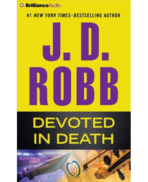 Devoted in Death (Abridged) (CD/Spoken Word) (J. D. Robb) - image 1 of 1