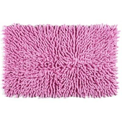 Chenille Basics Bath Rug - Cassadecor