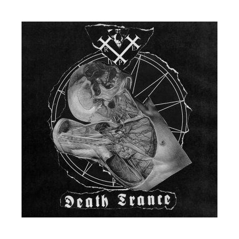 RXAXPXE - Death Trance (CD) - image 1 of 1