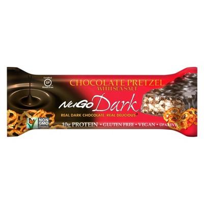 Granola & Protein Bars: NuGo Dark