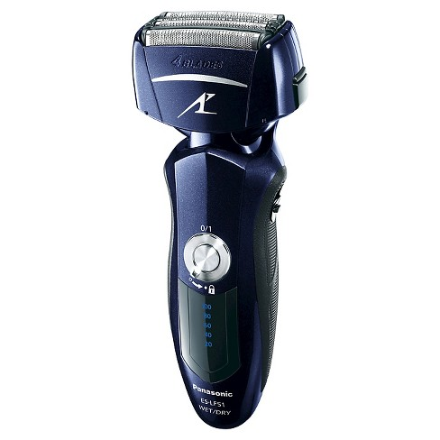 Panasonic Arc4 4-Blade Wet & Dry Men's Rechargeable Electric Shaver - ES-LF51-A - image 1 of 3