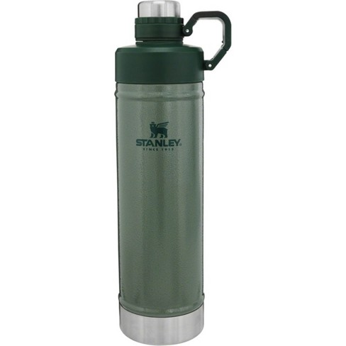 Stanley Classic Vacuum Insulated Bottle: Hammertone Green, 20oz - image 1 of 1